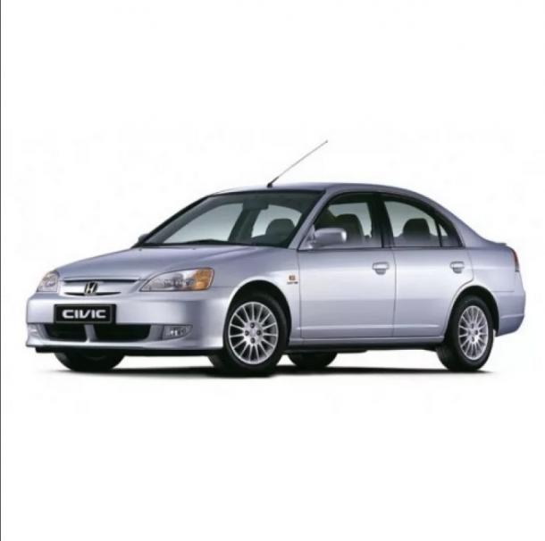 EVA коврики на Honda Civic VII (седан) 2001 - 2006