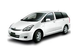 EVA коврики на Toyota Wish I 2003-2009