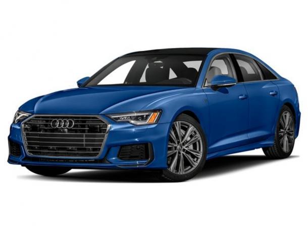 EVA коврики на Audi A6 (C8) 2018- настоящее время