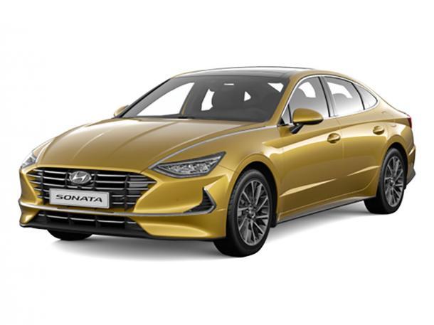 EVA коврики на Hyundai Sonata VIII (DN8) 2019 - настоящее время