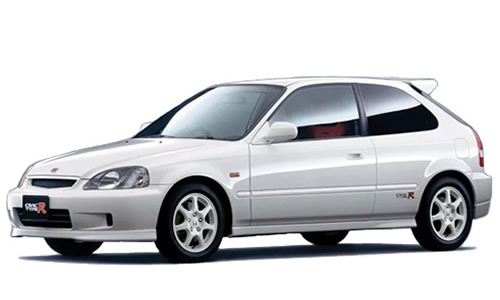EVA коврики на Honda Civic VI (хетчбек) 1995-2001