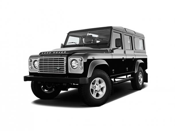 EVA коврики на Land Rover Defender 1983 - 2016