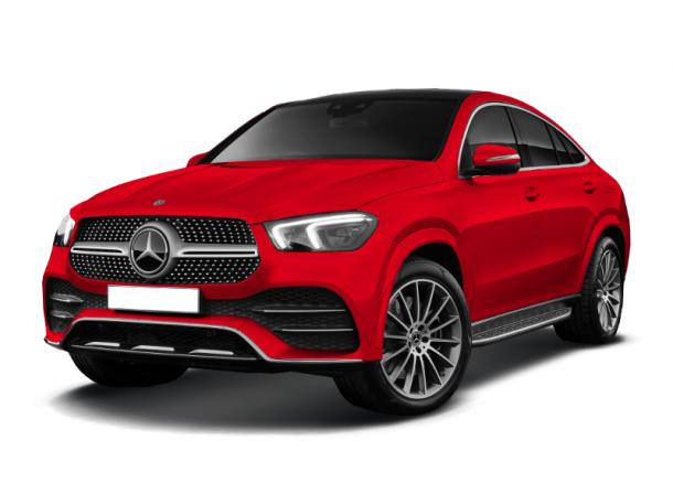 EVA коврики на Mercedes-Benz GLE Coupe 2018 - наст. время (C167)