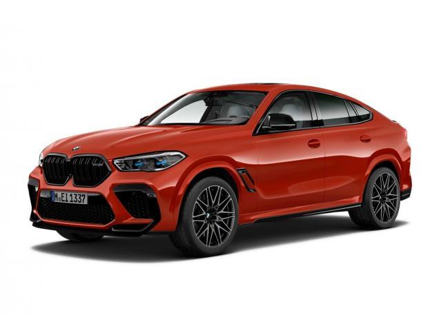 EVA коврики на BMW X6 (G06) 2020 - настоящее время