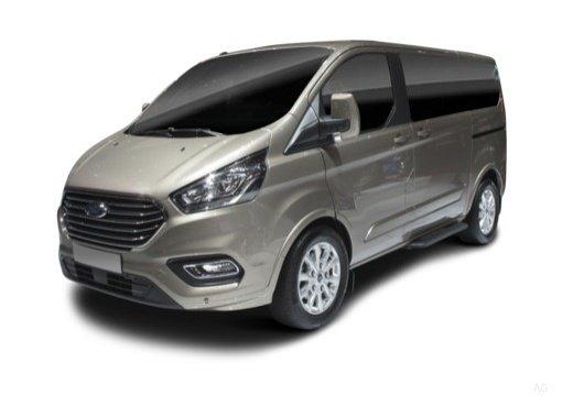 EVA коврики на Ford Tourneo Custom 2012 - н.в.