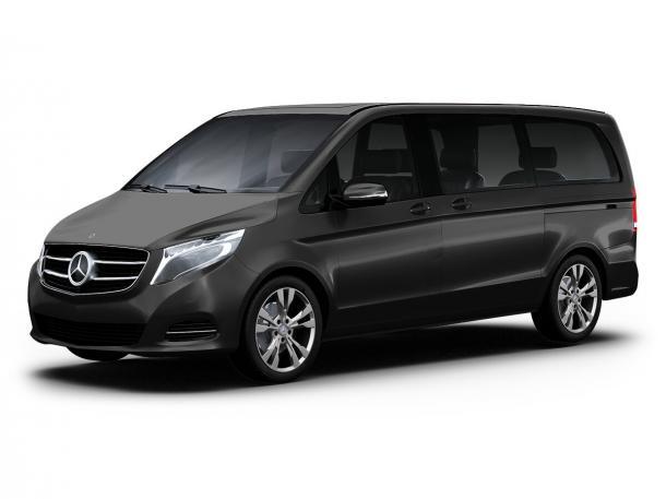 EVA коврики на Mercedes V-класс VITO W 447 2014 - наст. время