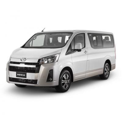 EVA коврики на Toyota HiAce (H300) 2020 - н.в.
