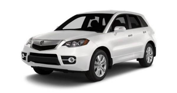 EVA коврики на Acura RDX I 2006-2012