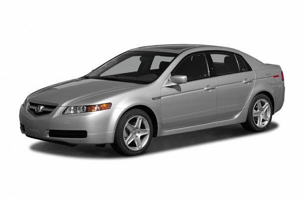 EVA коврики на Acura TL III Рестайлинг 2006-2008