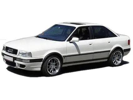 EVA коврики на Audi 80 B4 1991-1996