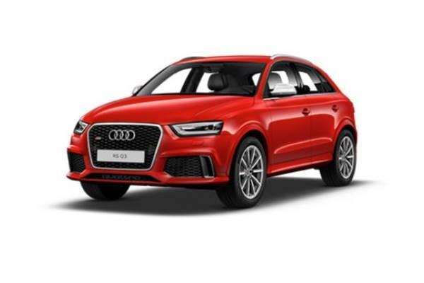 EVA коврики на Audi Q3 II (F3) 2018 - наст время