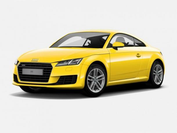 EVA коврики на Audi TT III (8S) 2014-2019