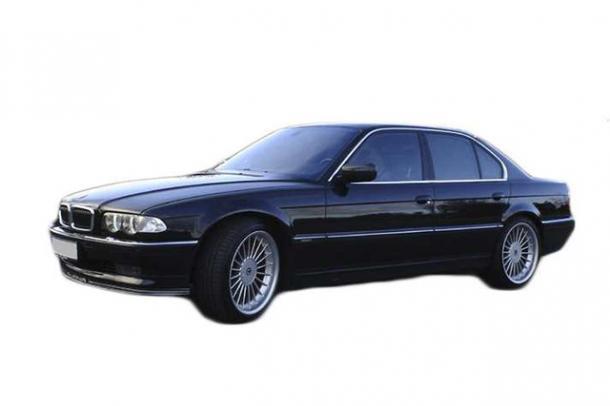EVA коврики на BMW 7 (E38) 1994 - 2001