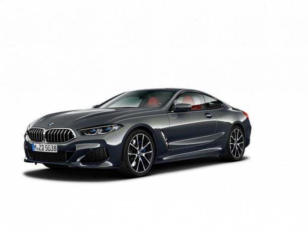 EVA коврики на BMW 8 серия GT 3двери 2019 - наст. время