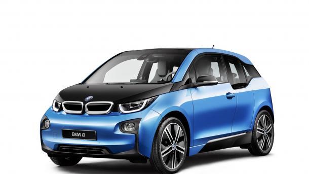 EVA коврики на BMW i3 2013 - наст. время левый руль