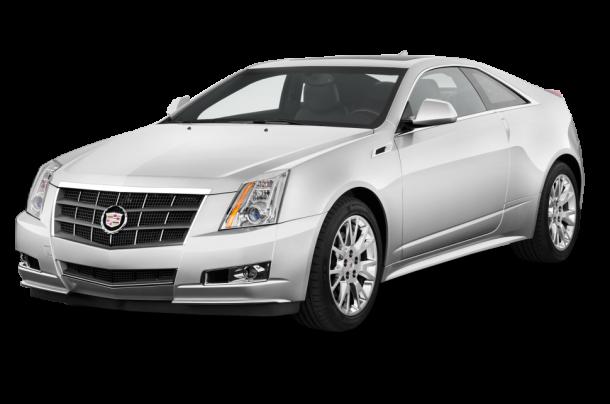 EVA коврики на Cadillac CTS II 2007-2014 (купе)
