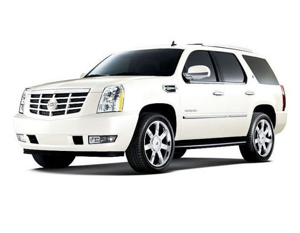 EVA коврики на Cadillac Escalade III 2007 - 2014 (5 мест)