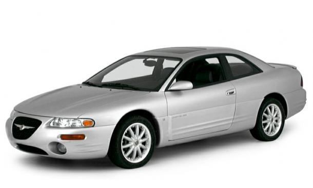 EVA коврики на Chrysler Sebring I 1994-2000 (купе)