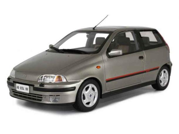 EVA коврики на Fiat Punto I 1993 - 1999