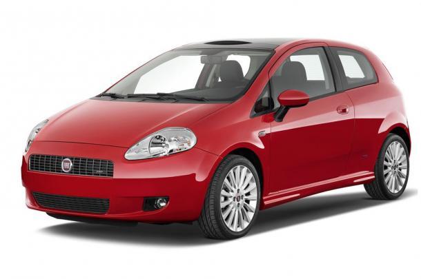 EVA коврики на Fiat Punto III 2005-2018 (3 двери)