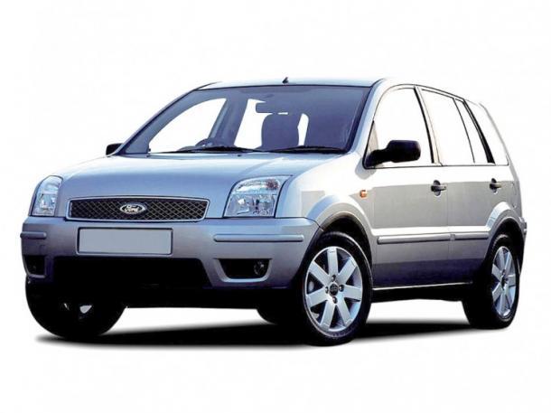 EVA коврики на Ford Fusion 2002 - 2005