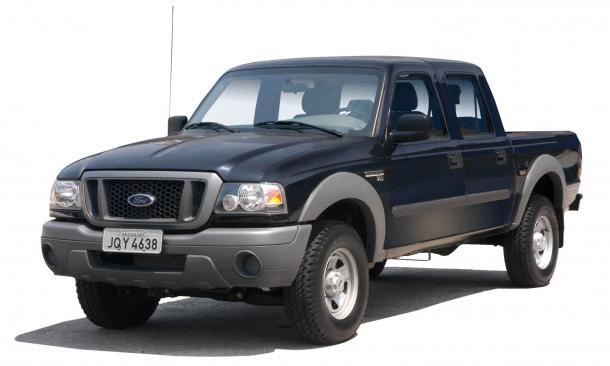 EVA коврики на Ford Ranger ll 2006 - 2012