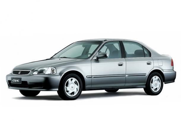 EVA коврики на Honda Civic VI (седан) 1995 - 2002