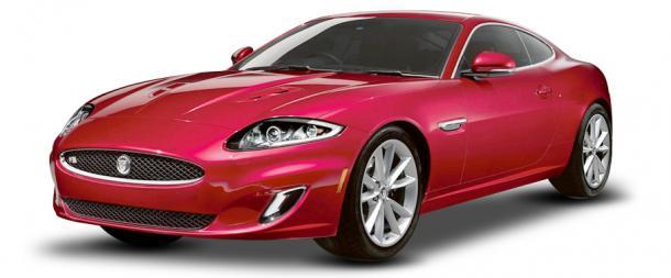 EVA коврики на Jaguar XK/XKR 2006-2014