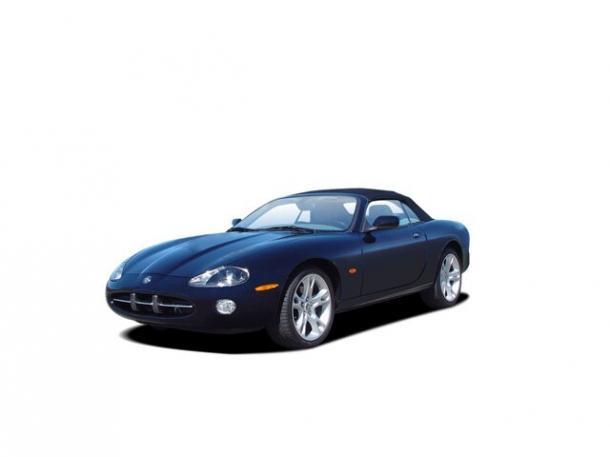 EVA коврики на Jaguar XK I 1996-2006