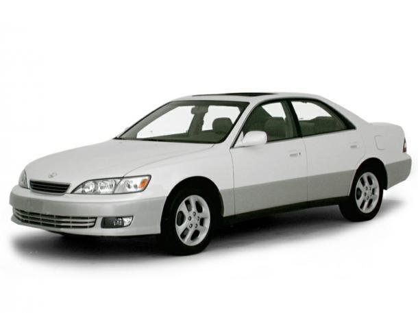 EVA коврики на Lexus ES III 1996-2001