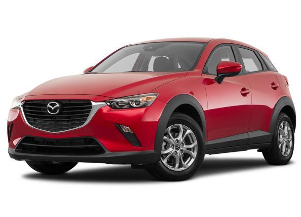 EVA коврики на Mazda CX-3 2015-2020