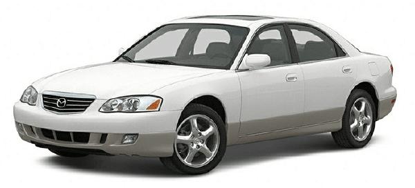 EVA коврики на Mazda Millenia 1993-2003 правый руль
