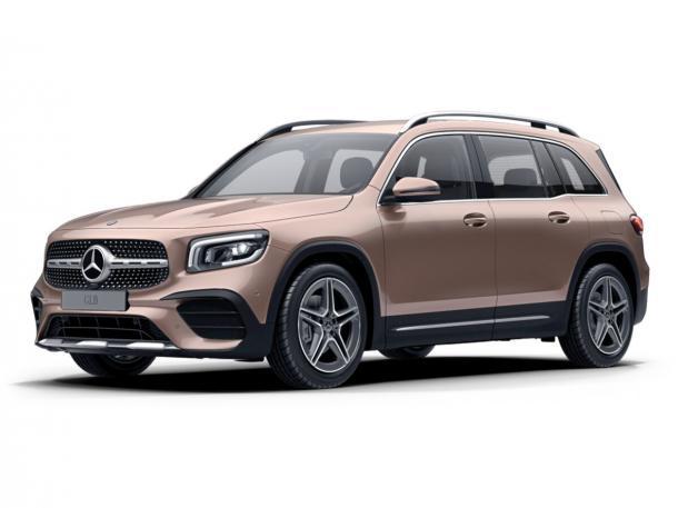 EVA коврики на Mercedes-Benz GLB X247 2019 - н.в.