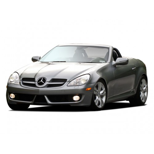 EVA коврики на Mercedes SLK-класс R171 2004 - 2011
