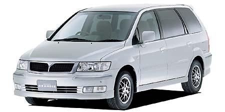 EVA коврики на Mitsubishi Chariot III 1997-2003 (правый руль)