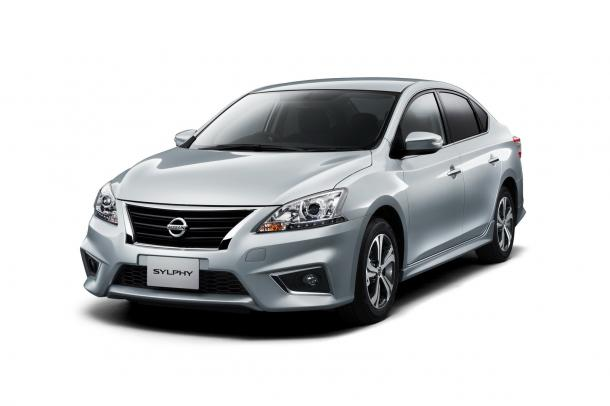 EVA коврики на Nissan Sylphy III (B17) 2012-2020 (правый руль)