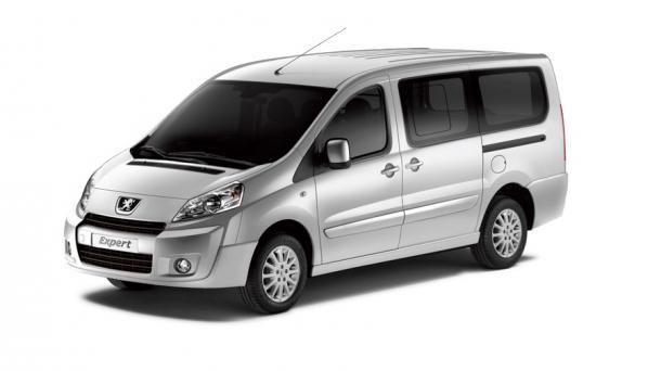 EVA коврики на Peugeot Expert  II 2007-2016