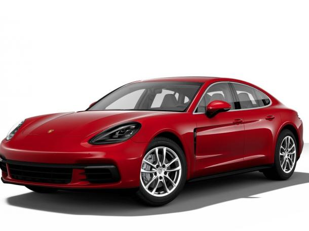 EVA коврики на Porsche Panamera II 2016 - наст. время