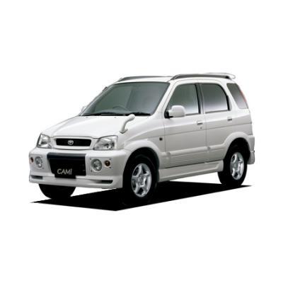 EVA коврики на Toyota Cami 1999-2006 (правый руль)