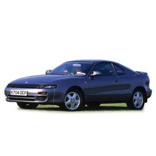 EVA коврики на ToyotaCelica (T180) (правый руль) 1989-1994