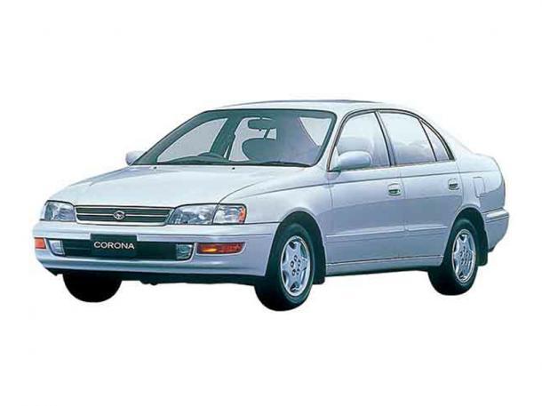 EVA коврики на Toyota Corona/Premio/Caldina 1996-2001 (правый руль)