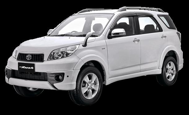 EVA коврики на Toyota Rush 2006-2016 (правый руль)