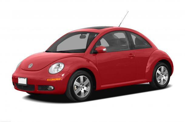 EVA коврики на Volkswagen Beetle I (A4) 2005- 2010