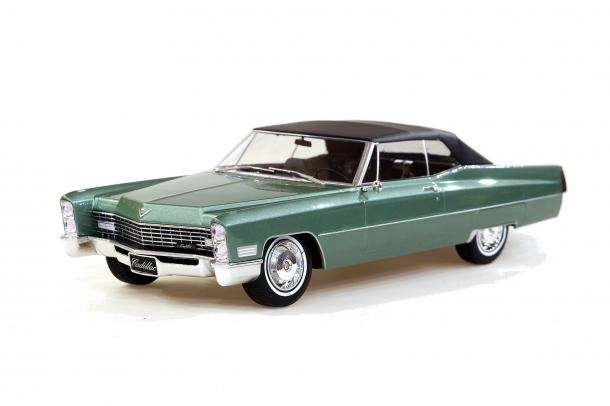 EVA коврики на Cadillac DeVille III 1965-1970