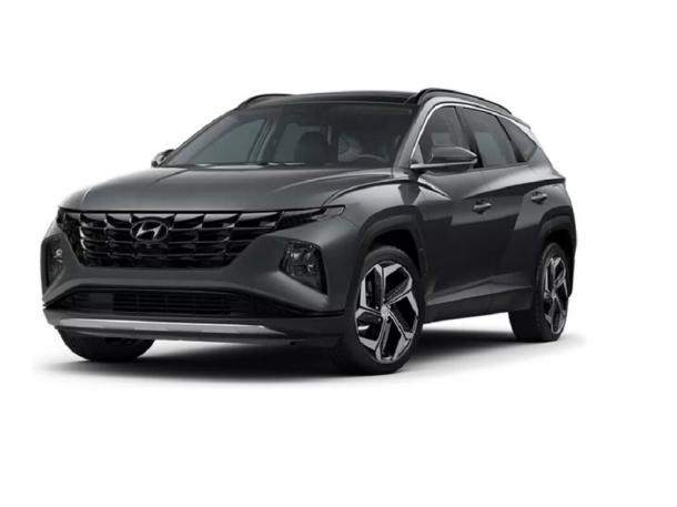 EVA коврики на Hyundai Tucson IV 2021-н.в.